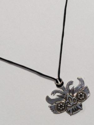 Diablada - Collar bronce