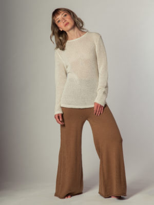 Maya - Sweater de Alpaca