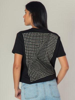 Dots - T-Shirt De Algodón Pima