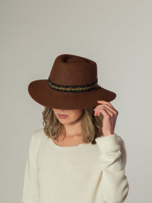 Amazon Hat - Sombrero De Alpaca