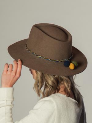 Aspen Hat N.1 - Sombrero De Alpaca