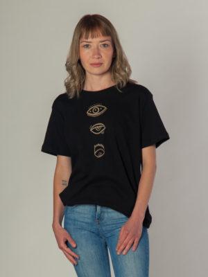 Reem - T-shirt De Algodón Pima