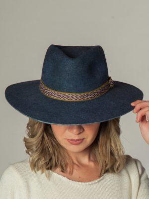 Aspen Hat N.3 - Sombrero De Alpaca