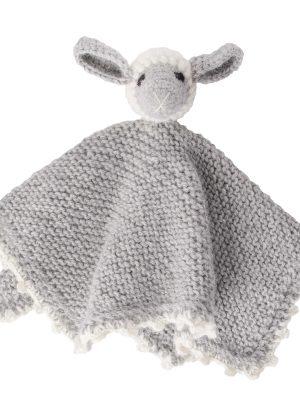 Lamb lovey - babita bebés de baby alpaca