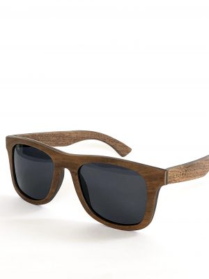 André - Lentes de sol unisex madera