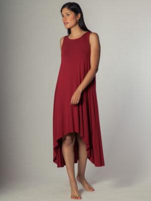Tulipan - Vestido asimétrico