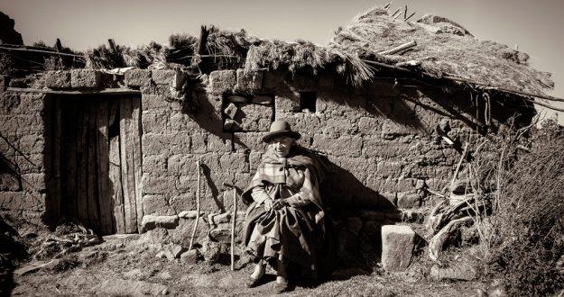 Mamita, Huanoquite - Cusco - Fotografía rectangular