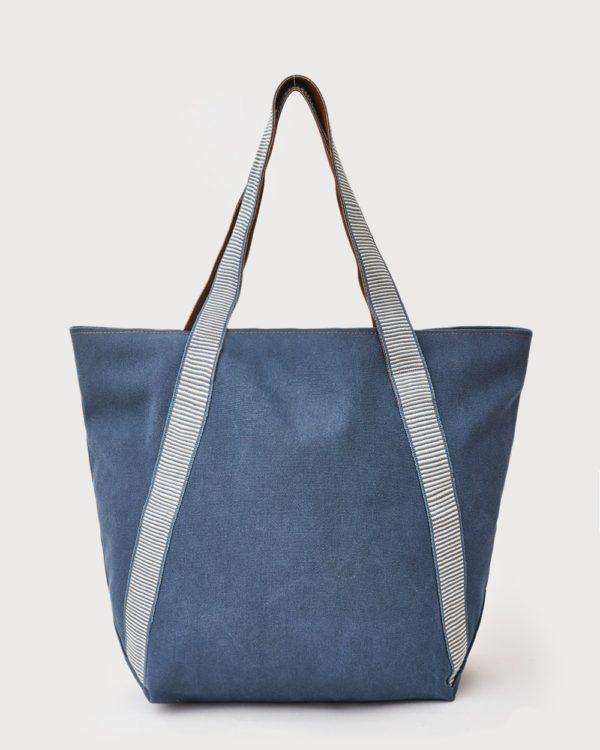 Gulash Bag Mancora - Cartera de algodón